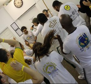 Intro 2 Capoeira Class & Performance
