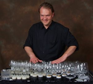 Brien Engel -- Glass Harp Music