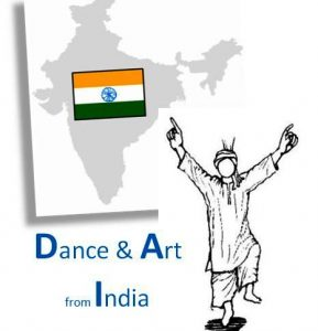 Dance & Art from India